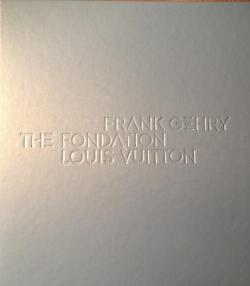 Book Frank Gehry, The Foundation Louis Vuitton, HYX