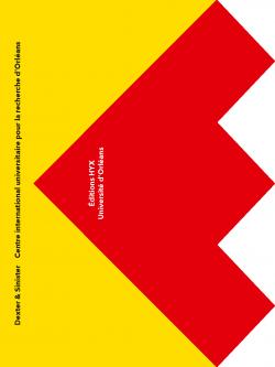 Livre Dexter & Sinister, Studio Makkink & Bey, HYX